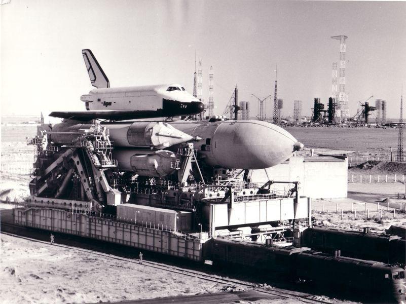 НКМЗ отмечает 30 лет полета РКС «Энергия-Буран»