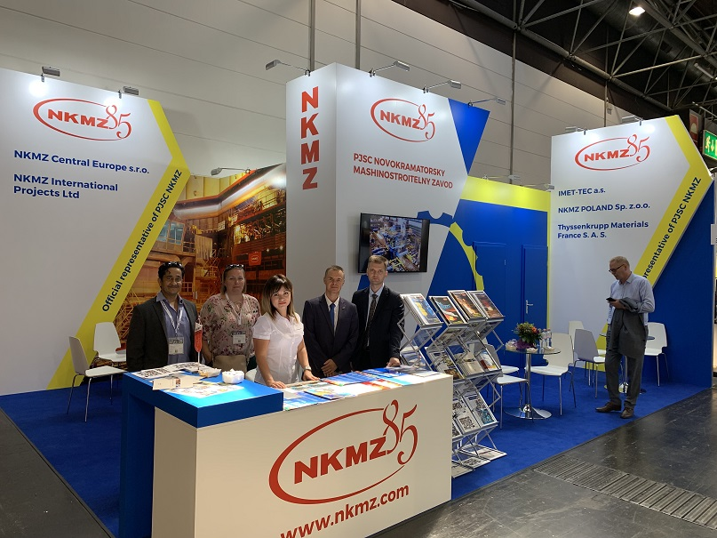NKMZ took part at the international trade fair in Germany