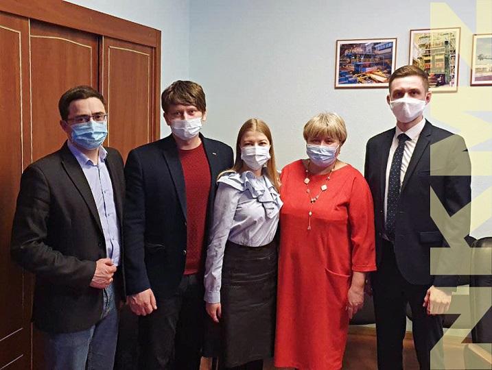 XII отчетно-выборная конференция ассоциации молодежи НКМЗ избрала нового председателя и состав правления